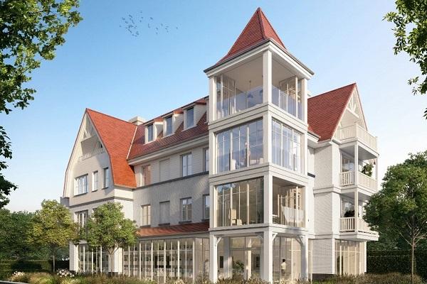 BINNENKORT IN DE VERHUUR - Villa Deauville 2.01