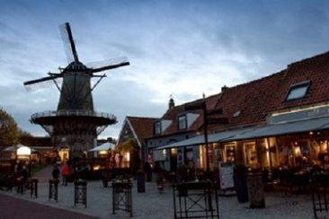 molen in Sluis